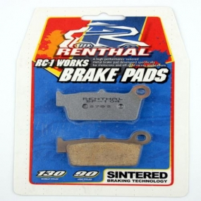 RENTHAL BRAKE PAD FRONT YZF250 07-ON, YZF450 08-ON,
