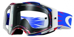 OAKLEY GOGGLE AIRBRAKE HIGH VOLTAGE RWB
