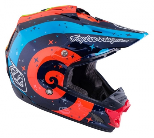 TROY LEE DESIGNS SE3 HELMET 2017 PHANTOM NAVY