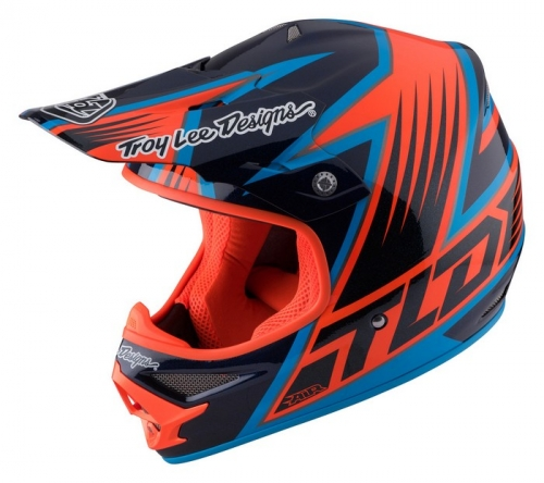 TROY LEE DESIGNS AIR HELMET 2017 VENGEANCE NAVY