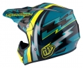 TROY LEE DESIGNS AIR HELMET 2017 BEAMS GREEN