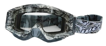 WulfSport Abstract Goggles - Grey