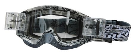 WulfSport Abstract Goggles - RacerPack - Grey
