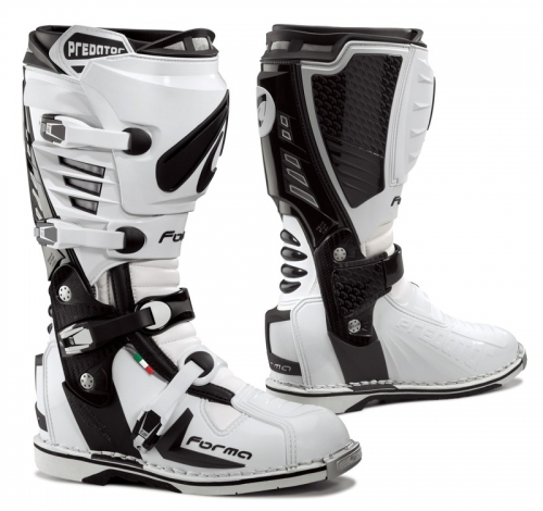 FORMA BOOT PREDATOR WHITE