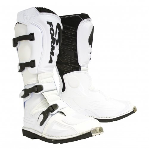 FORMA BOOT TERRAIN WHITE